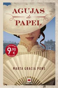Agujas De Papel - Marta Gracias Pons