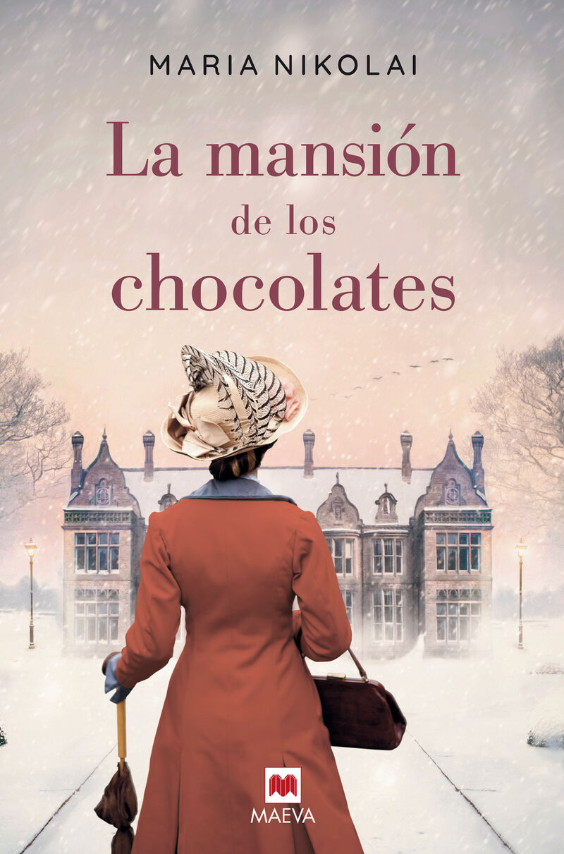 La mansion de los chocolates - Maria Nikolai