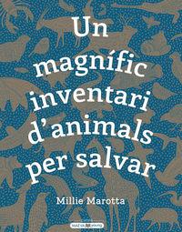 MAGNIFIC INVENTARI DU'ANIMALS PER SALVAR, UN - QUE POTS FER TU PER AJUDAR-LOS?