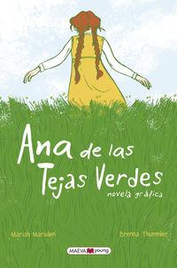 Ana De Las Tejas Verdes (novela Grafica) - Mariah Marsden / Brenna Thummler