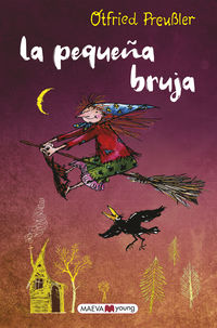 La pequeña bruja - Otfried Preubler