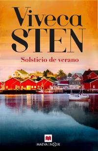 Solsticio De Verano - Viveca Sten