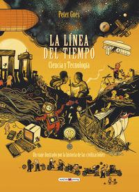 LA LINEA DEL TIEMPO. CIENCIA Y TECNOLOGIA - UN LIBRO QUE COMPLEMENTA AL GRAN EXITO INTERNACIONAL DE LA LINEA DEL TIEMPO
