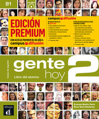 Gente Hoy 2 (+cd) (ed. Premium) - Aa. Vv.