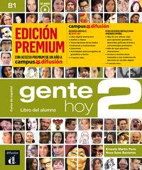 GENTE HOY 2 (+CD) (ED. PREMIUM)