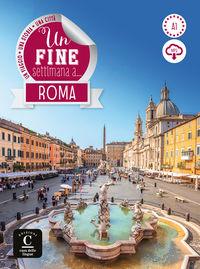 FINE SETTIMANA A. .. ROMA, UN (A1) (+@MP3)
