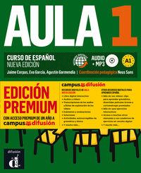 Aula 1 (a1) (+audio-Mp3) (ed. Premium) - Neus Sans (coord. )