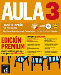 Aula 3 (b1.1) (+audio-Mp3) (ed. Premium) - Neus Sans (coord. )
