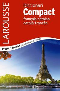 DICCIONARI COMPACT CATALA-FRANCES / FRANÇAIS-CATALAN