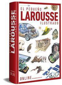 PEQUEÑO LAROUSSE ILUSTRADO