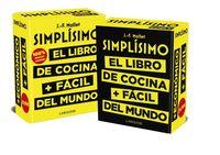 SIMPLISIMO DOBLE - LOS LIBROS DE COCINA + FACILES DEL MUNDO