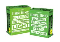 SIMPLISIMO DOBLE - LOS LIBROS DE COCINA SANA + FACILES DEL MUNDO