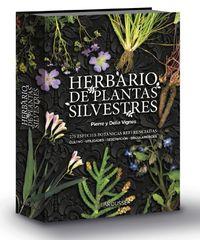 Herbario De Plantas Silvestres - Pierre Vignes / Delia Vignes
