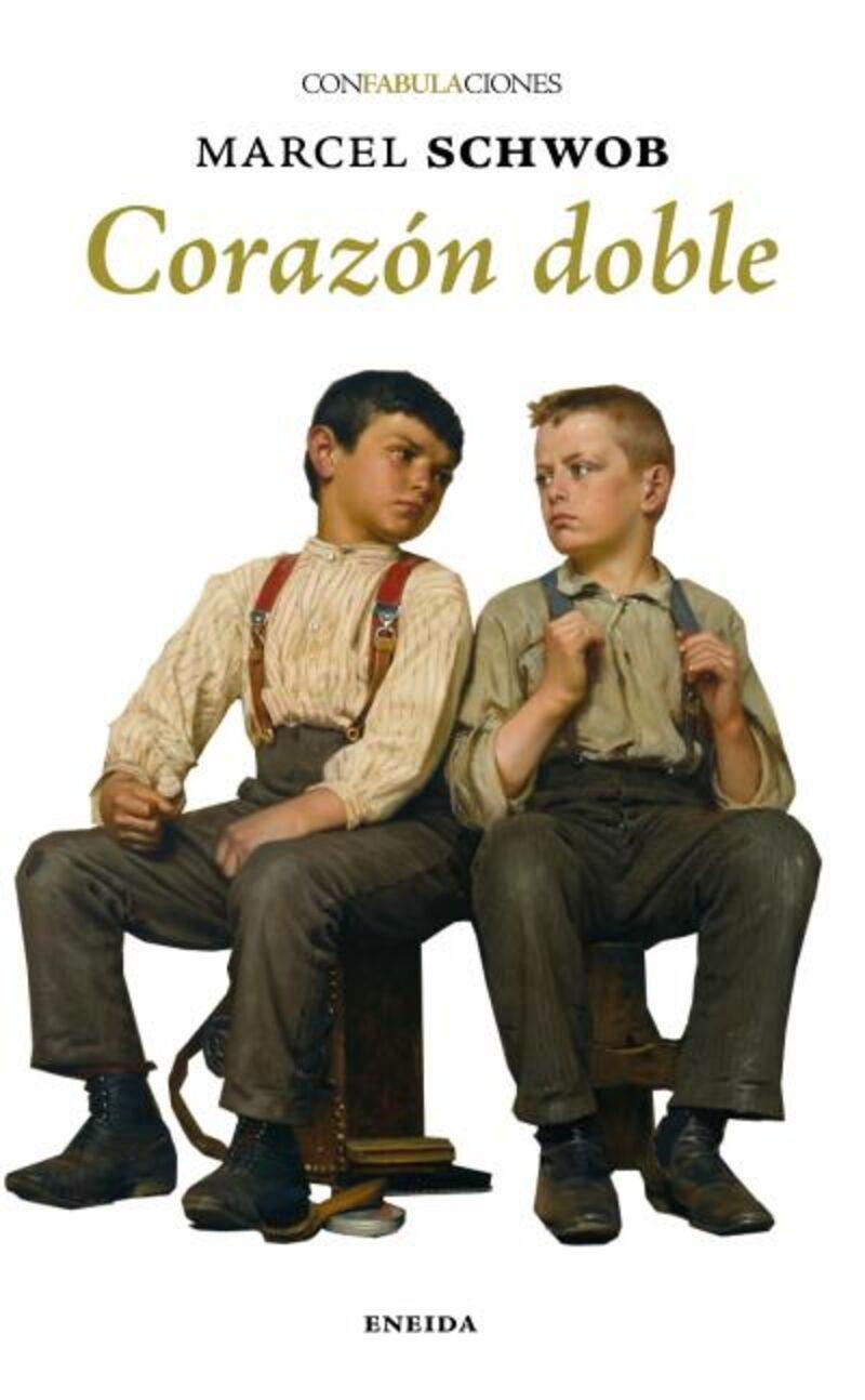Corazon Doble - Marcel Schwob