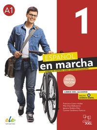 NUEVO ESPAÑOL EN MARCHA 1 (+@)