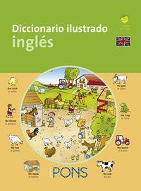 DICCIONARIO ILUSTRADO INGLES