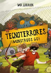 TECNOTERRORES 3 - ¡MONSTRUOS GO!