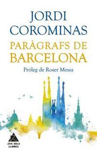 PARAGRAFS DE BARCELONA