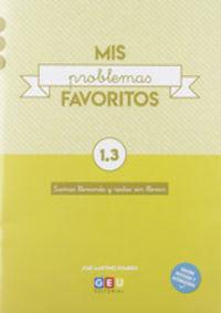 (2 Ed) Mis Problemas Favoritos 1.3 - Aa. Vv.