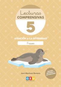 (4 ED) LECTURAS COMPRENSIVAS 5