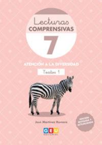 (4 ED) LECTURAS COMPRENSIVAS 7