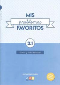 (2 ED) MIS PROBLEMAS FAVORITOS 2.1