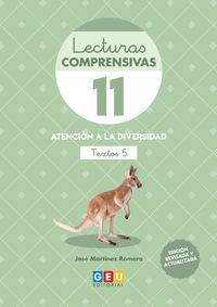 (4 ED) LECTURAS COMPRENSIVAS 11