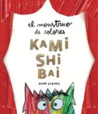 Monstruo De Colores, El (kamishibai) - Cuento En Laminas - Anna Llenas Serra