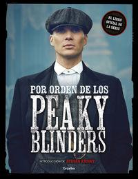 Por Orden De Los Peaky Blinders - Matt Allen
