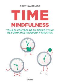 Time Mindfulness - Cristina Benito