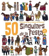 50 SINGULARS DE LA FESTA III ALUNYA