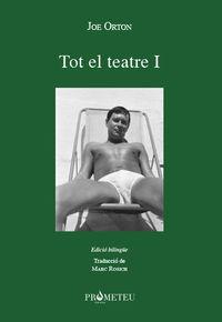 JOE ORTON - TOT EL TEATRE I