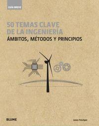 50 TEMAS DE LA INGENIERIA - AMBITOS, METODOS Y PRINCIPIOS