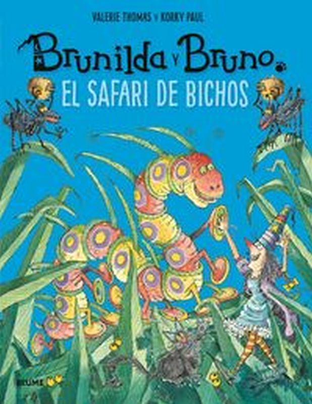 SAFARI DE BICHOS, EL - BRUNILDA Y BRUNO