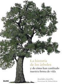 HISTORIA DE LOS ARBOLES Y DE COMO HAN CAMBIADO NUESTRA FORMA DE VIDA, LA