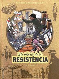 INFANTS DE JLA RESISTENCIA, ELS 6 - DESOBEIR!