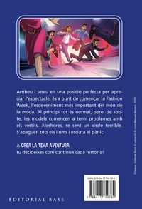 CREA LA TEVA AVENTURA 6 - PANIC A LA DESFILADA