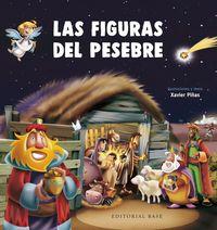 Las figuras del pesebre - Xavier Piñas Gimenez