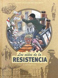 NIÑOS DE LA RESISTENCIA, LOS 6 - ¡DESOBEDECER!