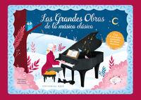 GRANDES OBRAS DE MUSICA CLASICA, LAS