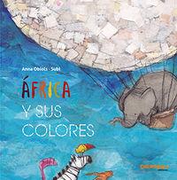 AFRICA Y SUS COLORES