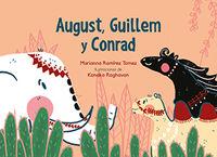 AUGUST, GUILLEM Y CONRAD
