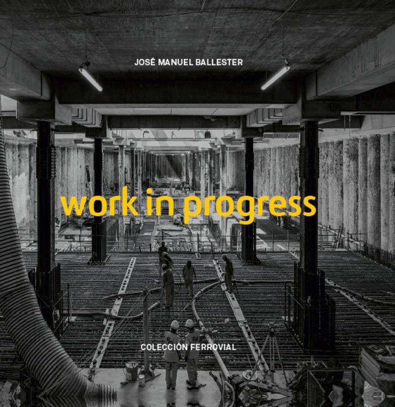 WORK IN PROGRESS - COLECCION FERROVIAL