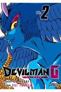 Devilman G 2 - Go Nagai / Rui Takato