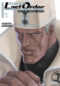 Gunnm Last Order 3 - Yukito Kishiro