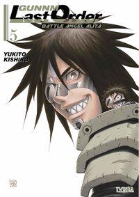 Gunnm Last Order 5 - Yukito Kishiro