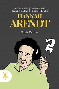 HANNA ARENDT - FILOSOFIA ILUSTRADA