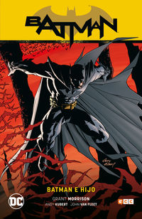 BATMAN - BATMAN E HIJO (GRANT MORRISON)