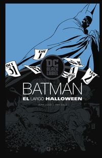 BATMAN - EL LARGO HALLOWEEN (ED. BLACK LABEL)