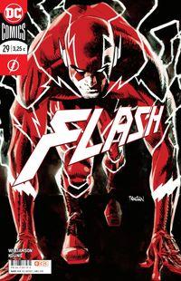 Flash 43 / 29 (renacimiento) - Joshua Williamson / Scott Kolins